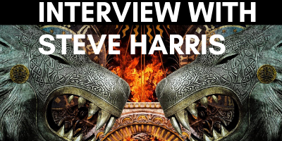 Interview with Steve Harris